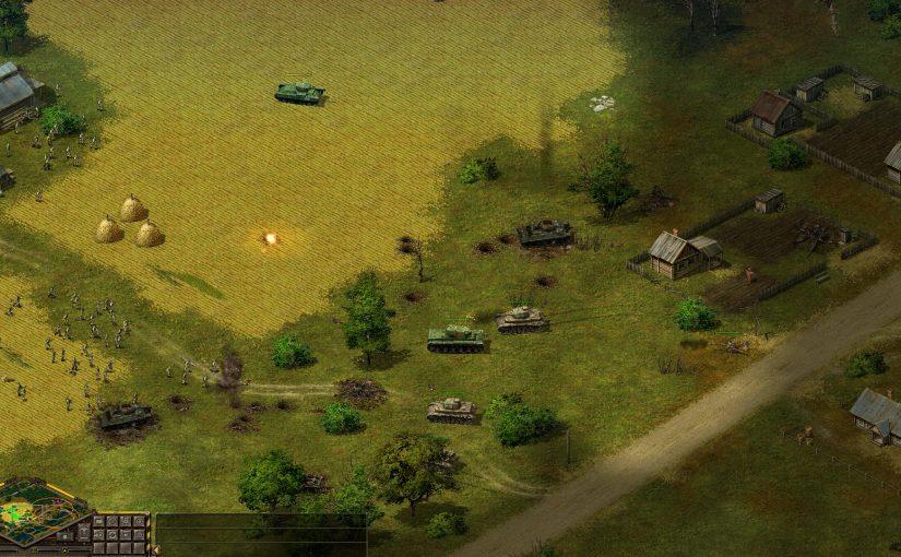 Летние бои под Россошью в июле 1942 года (глава)