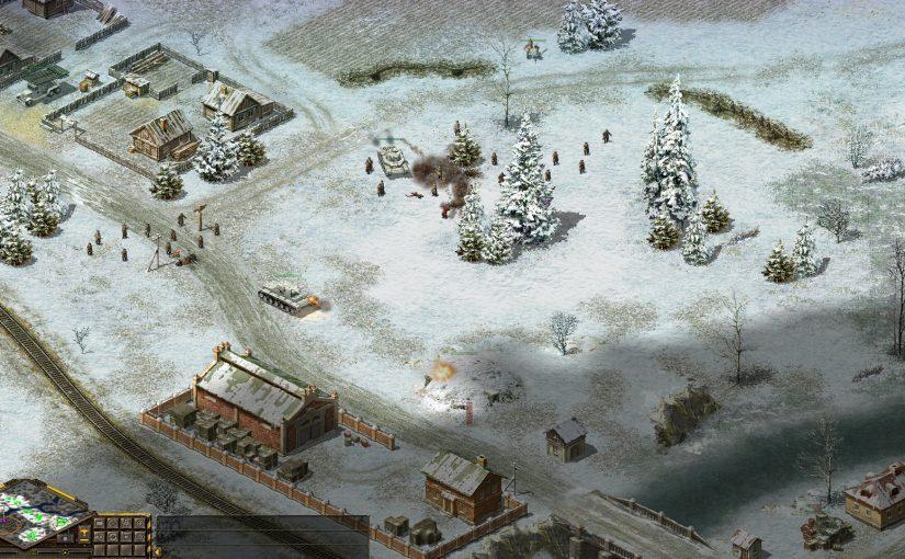Крепость на болотах